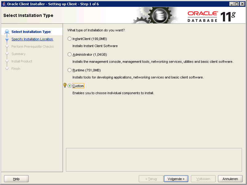 Monitor an Oracle database with a SCOM OleDB watcher